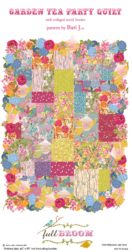 Blogquiltgardenteaparty
