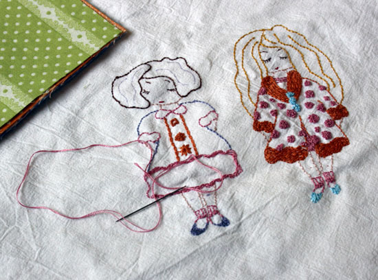 Sistersembroidery