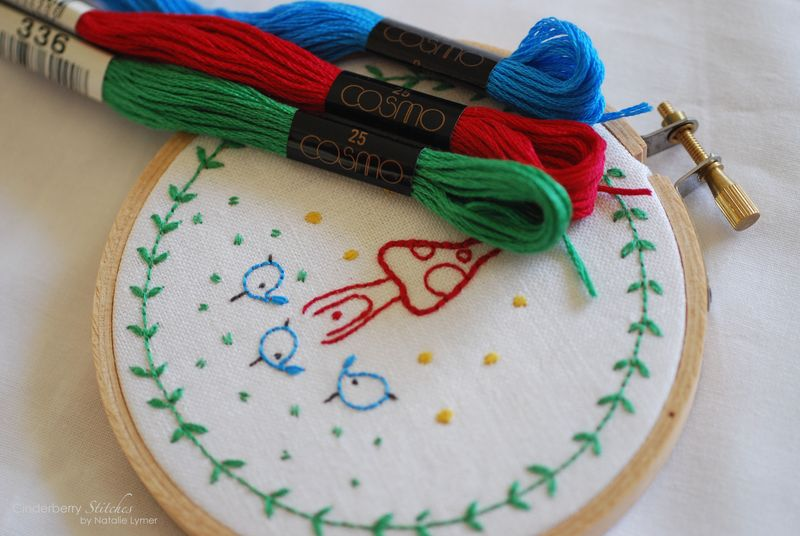We love french knots 2
