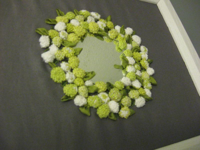 Hydrangea wreath 004