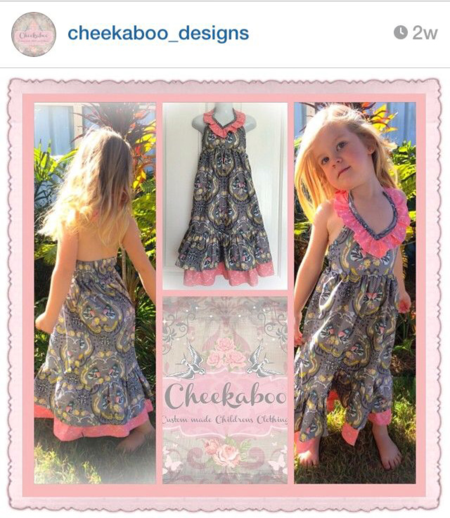 Emmy Grace Fabric by Bari J. ~ Cheekaboo_designs