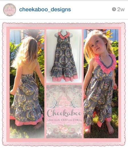 Emmy Grace Fabric by Bari J. ~ Cheekaboo_designs