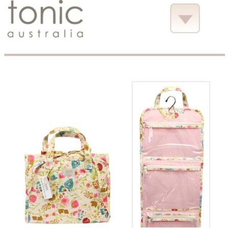 Tonic Australia using Emmy Grace fabric by Bari J.
