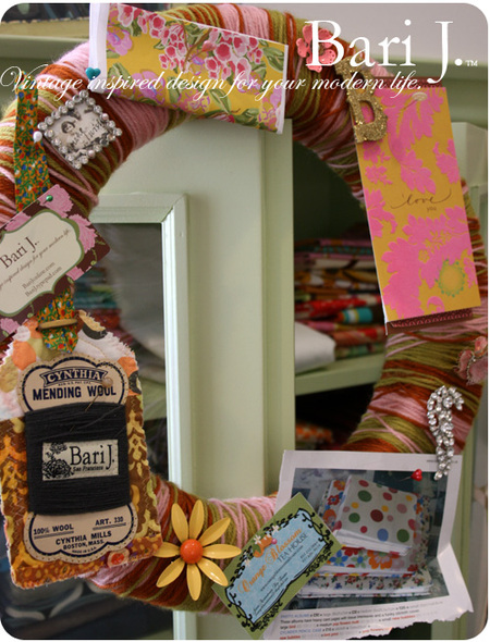 Pinboardwreath